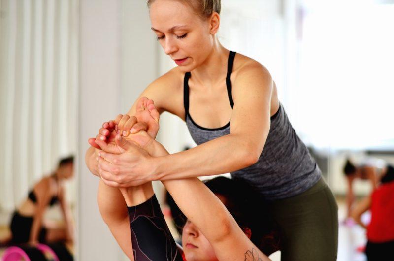 Zajęcia indywidualne jogi